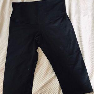 Yummie crop leggings
